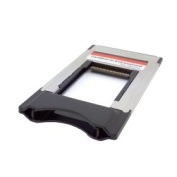 CY ExpressCard Express Card to PCMCIA PC converter Card Adapter 34mm to 54mm