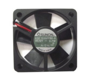 SUNON 50 x 50 x 10mm Cooling Fan with 2 pin connector KDE1205PFB2-8