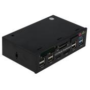 SEDNA - 13cm DVD ROM Bay Multi Function Front Panel
