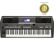 Yamaha PSR-S670 61-key Arranger Workstation Keyboard with 1 Year Free Extended Warranty