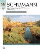 Alfred 00-37156 SCHUMANN-FANTASIESTUCKE OP.12-BK & CD