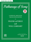 Alfred 00-38063 PATHWAYS OF SONG 3-LO-BK & CD