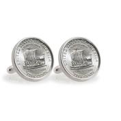 UPM Global LLC 12784 2004 Keelboat Sterling Silver Cuff Links
