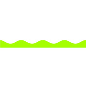 Ashley Productions ASH10192 Magnetic Border Lime Green