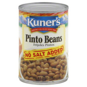 Kuners Pinto Beans & amp;#44; 440ml & amp;#44; - Pack of 12