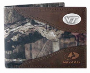 ZeppelinProducts VAT-IWNT1-MOS Virginia Tech Passcase Nylon Mossy Oak Wallet
