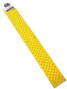 HandiTreads IT RNST-131T Plain Powder Coated Safety Non-Slip Treads Yellow