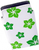 Apple 46116 APPLE TC462LL-A InCase Pouch for iPod Mini -Green Flower