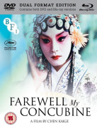 Farewell My Concubine [Region B] [Blu-ray]