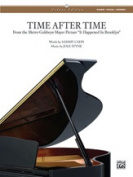 Alfred 00-Vs1701 Time After Time-Pvc Sinatra Book