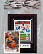 Candlcollectables 46LBORIOLES MLB Baltimore Orioles Party Favour With 4 x 6 Plaque