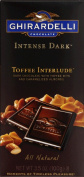 Choc Bar Intns Dark Toffe -Pack of 12