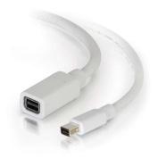 54415 C2g 3m C2g Mini Displayport Cable M-f Wh