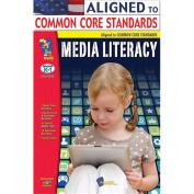 On The Mark Press OTM18125 Media Literacy Gr. K-1