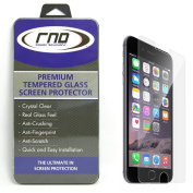 RND Accessories Apple iPhone 6 Premium Tempered Glass Screen Protector - 12cm .
