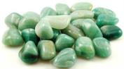 AzureGreen GTGAVB 0.5kg Green Aventurine Tumbled Stones