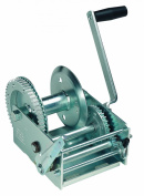 Fulton T3700 0101 Two-Speed Trailer Winch - 1680kg. Load Capacity