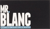 Mr Blanc Teeth Whitening Strips - Pack of 2 Weeks Supply