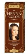 Henna Colour 115 Chocolate Hair Balm Hair Colour Effects Ecological Effect Natural Hair Dye