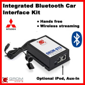 GROM Audio BT3 Integrated Bluetooth Car Kit for older MITSUBISHI #MITS02