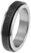 Doma Jewellery MAS03112-6 Stainless Steel Ring - Size 6