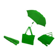 Peerless 2351MTB-Lime The All In One Umbrella Lime