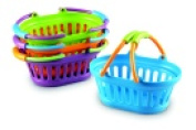 Learning Resources Oval Play Shopping Basket