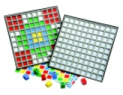 Didax Unifix 100 Number Grid And Tray System