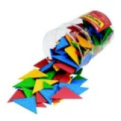 Learning Resources Tangrams Class Pack - 4 Colours