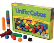 Unifix Cubes - 300 Pieces 10 Assorted Colours