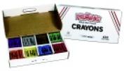 Prang Non-Toxic Crayon Classroom Pack 400