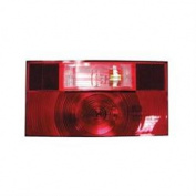 Peterson Mfg V25912 Stop & Tail Light 22cm .