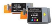 Canon CBCI15C Compatible Colour Ink Cartridge