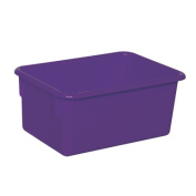 Wood Designs WD7100PP Purple Cubby Tray