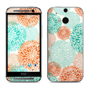 DecalGirl H0M8-FLOURISH HTC One M8 Skin - Flourish