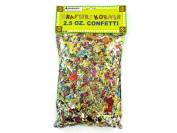 Bulk Buys CC030-36 Jumbo Craft Confetti Pack