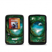 DecalGirl SSCZ-MOONTREE SanDisk Sansa Clip Zip Skin - Moon Tree