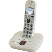 Clarity AMPLIFIED CORDLESS PHONE with ITAD - D712