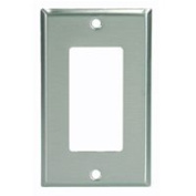 Cooper Wiring 5672100 Deco Igang Plate Stainless Steel