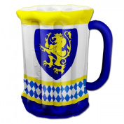 Beistle Company 54079 Inflatable Beer Stein Cooler - Pack of 6