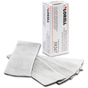 Lorell Magnetic Eraser Replacement Sheets