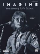 Alfred 00-41479 Imagine - Bn Sheet John Lennon Book