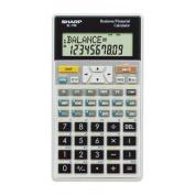 Sharp Electronics el738fb Amortisation Financial Calc