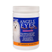 Digpets AENSC120D Angels Eyes Natural for Dogs - 120 Ct. - Chicken Formula Soft Chews