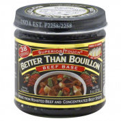 Superior Touch. Bouillon Beef Base & amp;#44; 240ml & amp;#44; - Pack of 6