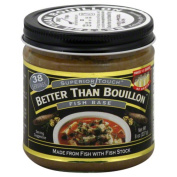 Superior Touch. Bouillon Fish Base & amp;#44; 240ml & amp;#44; - Pack of 6
