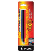 Pilot Corp. Of America 77335 Refill for FriXion Erasable Gel Ink Pen Assorted 3/Pk