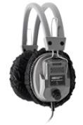 HamiltonBuhl HygenX45BK Disposable Ear Cup Covers Black 11cm . Delux 50 Pair