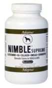 Adeptus Nutrition 20205 Nimble Supreme For Pets 200ml 60 Tablets