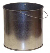 Justrite 26803 Smokers Cease-Fire Personal Pail